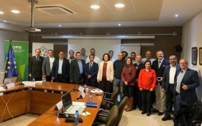 1st KOM meeting in Barcelona