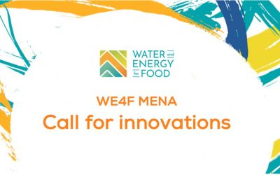 APPLY FOR THE MENA RIH CALL FOR INNOVATIONS