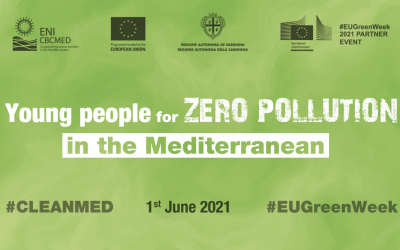 Young people for Zero Pollution in the Mediterranean – 1st June 2021