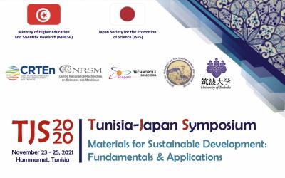Tunisia Japan Symposium 2020 (TJS-2020), 23-25 November 2021, Hammamet (Tunisia).